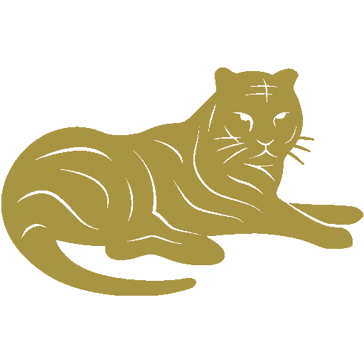 The Golden Tigers Logo